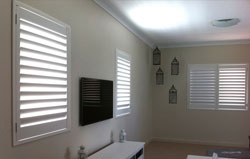 we can custom make your timber aluminium or pvc outdoor shutters in perth
