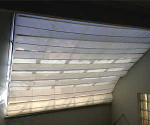 residential pleated blinds perth