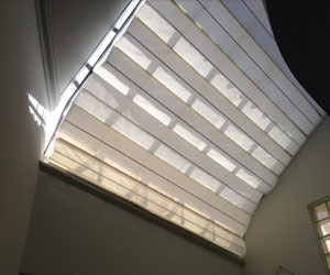 skylight blinds for homes