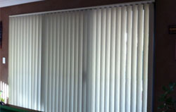 vertical office blinds Perth